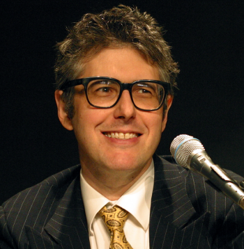 "Ira Glass. Used with Creative Commons 2.5 licensing. Uploaded to Wikipedia by ""Brighterorange"" / Tom Murphy VII"